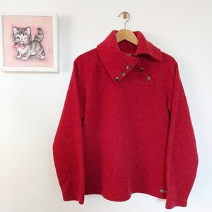 Merrell Wool Cowlneck Sweater